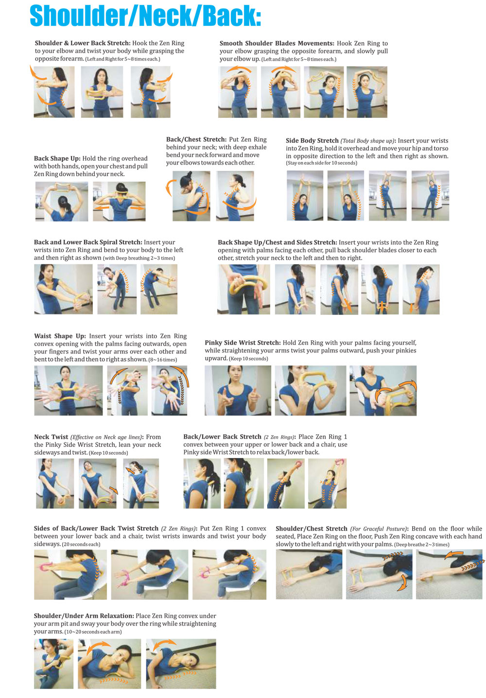 Health for Nerds on Pinterest | Yoga, Back Pain Exercises ...